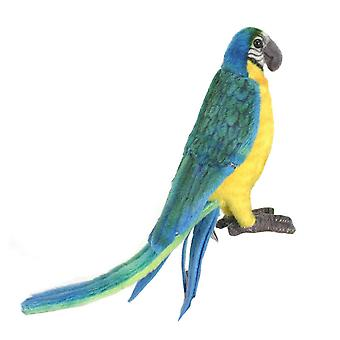 Hansa Blue & Yellow Macaw (15cm H)