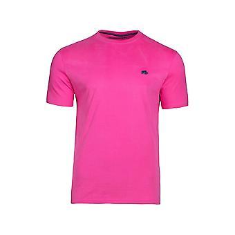 Signature T-Shirt - Vivid Pink