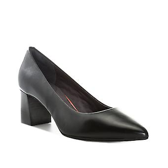 Womens Rockport Total Motion Salima Luxe Shoes In Black