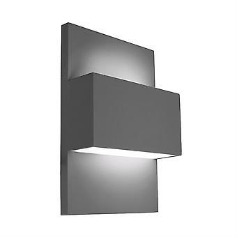 Geneve udendørs væglampe - Elstead belysning Geneve E27 WHT
