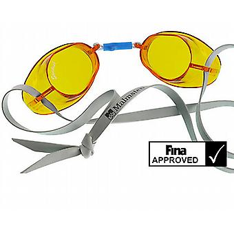 BECO Malmsten Swedish Competition Swim Goggles - Amber