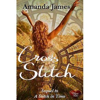 Cross Stitch by Amanda James - 9781781891995 Book