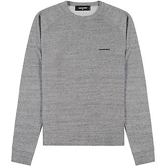 Dsquared2 Classic Logo Sweatshirt Grey