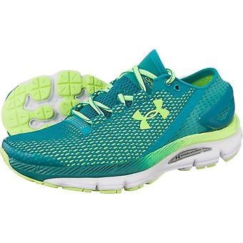 UNDER ARMOUR Speedform Gemini 2 kvinnor sneaker turkos