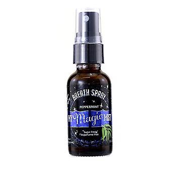 Ma boue magique ma brume magique-menthe poivrée souffle Spray (sucre et aspartame gratuit) 30ml/1oz