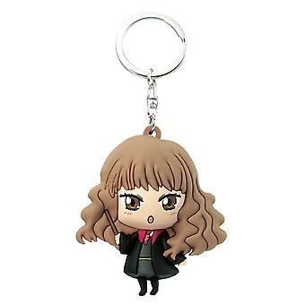Key Chain - 3D PVC Figural - Harry Potter - Hermione 48147