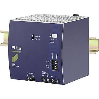 PULS DIMENSION Rail mounted PSU (DIN) 48 Vdc 20 A 960 W 1 x
