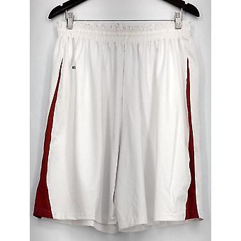 Holloway (XXL) pull op elastische taille mannen ' s shorts wit Womens
