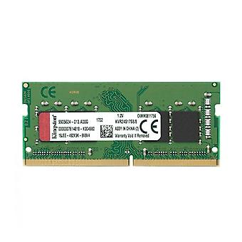 2400 MHz RAM Kingston 8GB DDR4 geheugen Module KVR24S17S8/8 8 GB DDR4 2400 MHz SO-DIMM