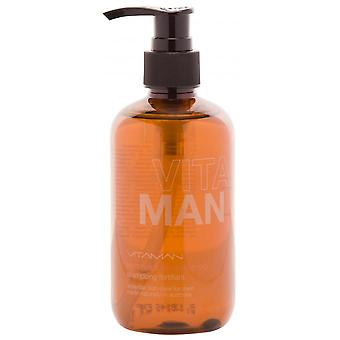 Shampoing Fortifiant Homme - Cheveux Secs Ou Ab�m�s