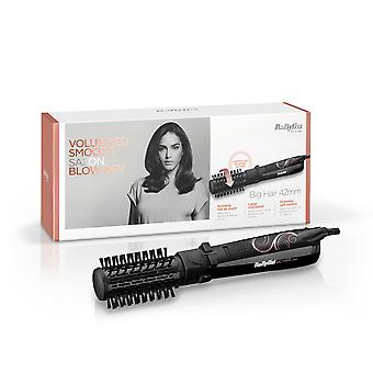 BaByliss 2777U Big Hair 42mm Ceramic Rotating Styler Brush 700W - 3 Yr Warranty