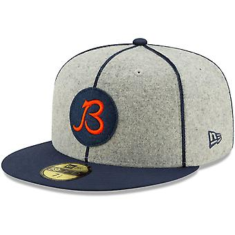 New Era 59Fifty Cap - Sideline 30s Home Chicago Bears Coach