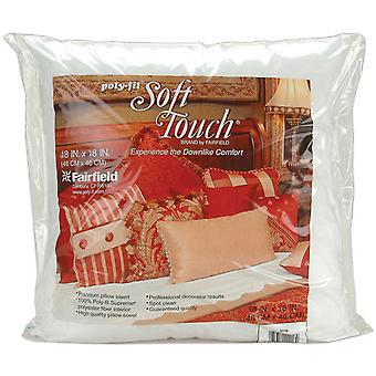 Soft Touch Down comme Pillowform 18 « X 18 » Fob: Mi St18s