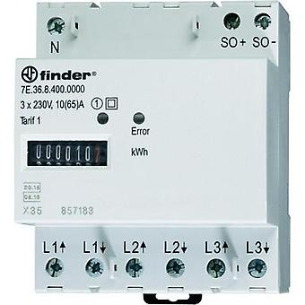 Electricity meter (3-phase) mechanical 65 A MID-approved: Yes Fi