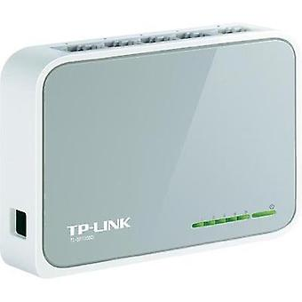 Network RJ45 switch TP-LINK TL-SF1005D 5 ports 100 Mbit/s