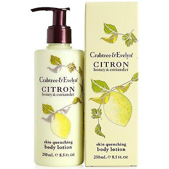 Crabtree & Evelyn - Lotion body citron - 250ml