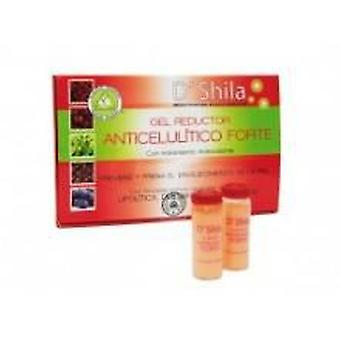 D'Shila Cellulite Reducing Gel 15Amp. (Beauty , Body  , Anti-Cellulite And Firming)