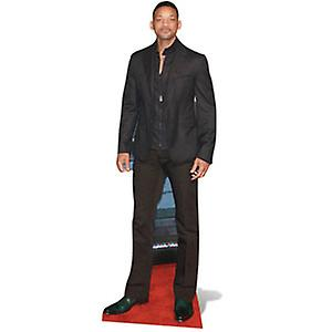 Will Smith Cardboard Cutout