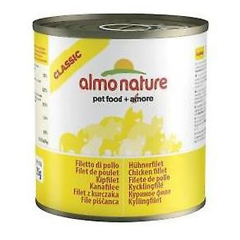 Almo nature Chicken Fillet (Cats , Cat Food , Wet Food)