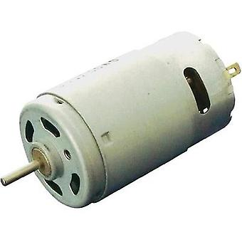 Model aircraft brushed motor Motraxx X-Fly 480-6 10100 rpm