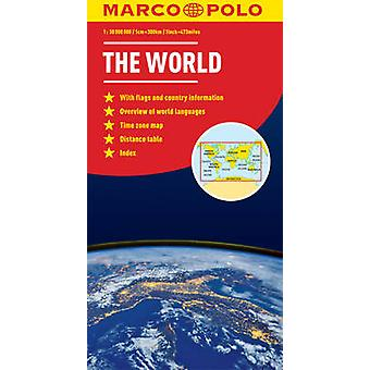 World Marco Polo Map by Marco Polo