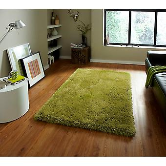 Lime Green Shaggy Rug Seattle