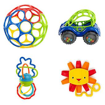 Oball Rollin Roarin & Gift (Pack 4 Toys)