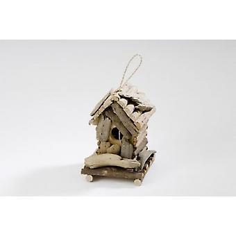Het Nest van de huis van de vogel van het drijfhout