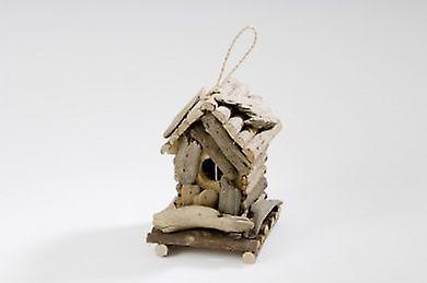 nid de maison de l 39 oiseau bois flott fruugo. Black Bedroom Furniture Sets. Home Design Ideas