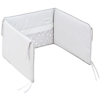 Cambrass Guard rails (Crib 60) Star (Home , Babies and Children , Bedroom , Linens)