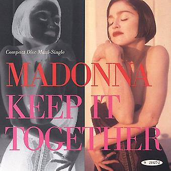 Madonna - Keep It Together [CD] USA import