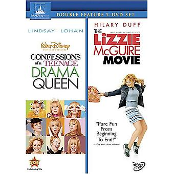 Confessions of a/Lizzie McGuire Movie [DVD] USA import