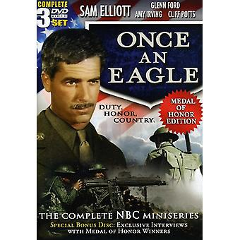 Once an Eagle [DVD] USA import