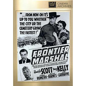 Frontier Marshall [DVD] USA import