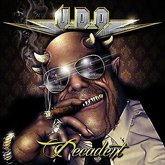 U.D.O. - Decadent [CD] USA importeren