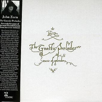 John Zorn - The Gnostic Preludes: Music of Splendor [CD] USA import