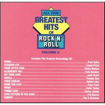 All-Time Greatest Hits av R - All-Time Greatest Hits av R: Vol. 2-All-Time Greatest Hits [CD] USA import