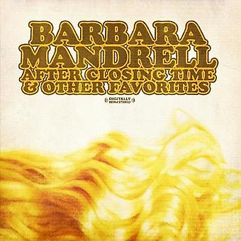 Barbara Mandrell - After Closing Time & Other Favorites [CD] USA import