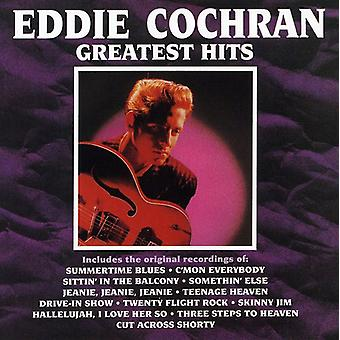 Eddie Cochran - Greatest Hits [CD] USA import