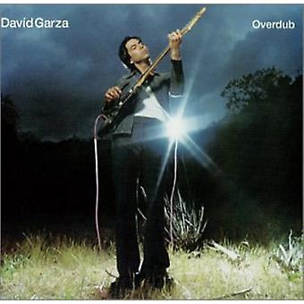 David Garza - importation USA Overdub [CD]