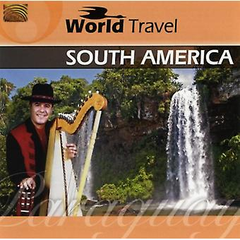 Oscar Benito - World Travel: South America Paraguay [CD] USA import