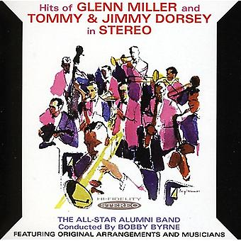 Byrne, Bobby/All estrella Alumni - éxitos de Glenn Miller y Tom [CD] los E.e.u.u. las importaciones