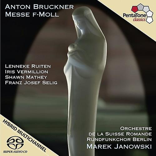 A. Bruckner - Bruckner: Mass No. 3 [SACD] USA import