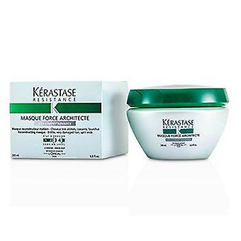 Kerastase Resistance Force Architecte Strengthening Masque (for Brittle Very Damaged Hair Split Ends) - 200ml/6.8oz