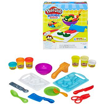 Play Doh Crear Y Servir Kitchen 21x20