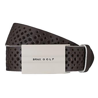 BRAX GOLF belt mens belt leather belt Brown 6261