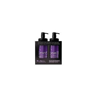 TIGI Catwalk Tigi Catwalk uw Hoogheid Tween Duo (2 X 750ml)