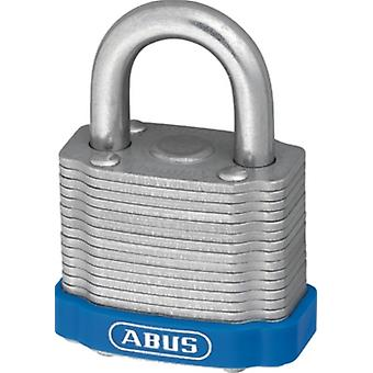 ABUS Rolled steel padlock 30mm Blue 41/30