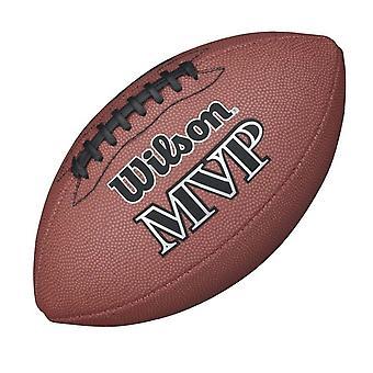 WILSON MVP offisielle fotball [brown]