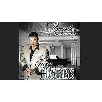 Gary Hobbs - Recuerdos De MI [CD] USA import